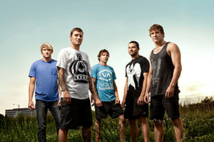 Parkway Drive Фото