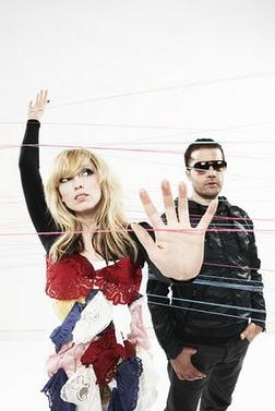 The Ting Tings Фото