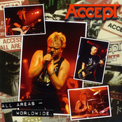 Accept - All Areas - Worldwide CD2