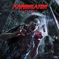 Annihilator - Feast CD1