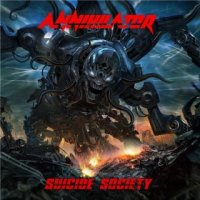 Annihilator - Suicide Society CD1
