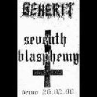 Beherit - Seventh Blasphemy