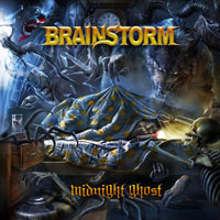 Brainstorm (Ger) - Midnight Ghost