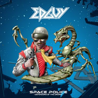 Edguy - Space Police - Defenders Of The Crown CD1