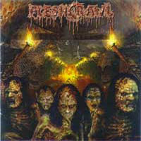Fleshcrawl - As Blood Rains From The Sky
