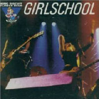 Girlschool - King Biscuit