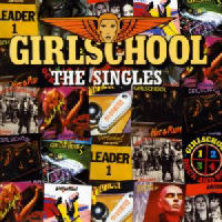 Girlschool - The Singles CD 1