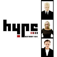 Hype - Desperately Yours CD1