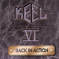 Keel - IV Back In Action