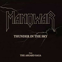 Manowar - Thunder In The Sky CD1