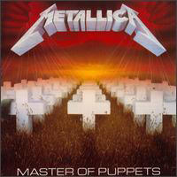 Metallica - Master Of Pappets