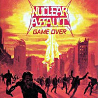 Nuclear Assault - Game Over ( + The Plague)