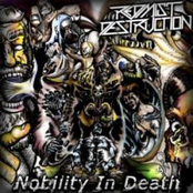 Redmist Destruction - Nobility in Death