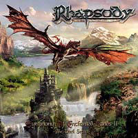 Rhapsody Of Fire - Symphony Of Enchanted Lands II (The Dark Secret)