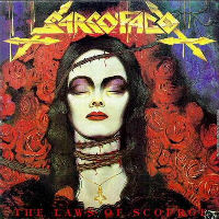 Sarcofago - The Laws Of Scourge
