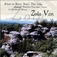 Zola Van - River To River Trail - The Hike